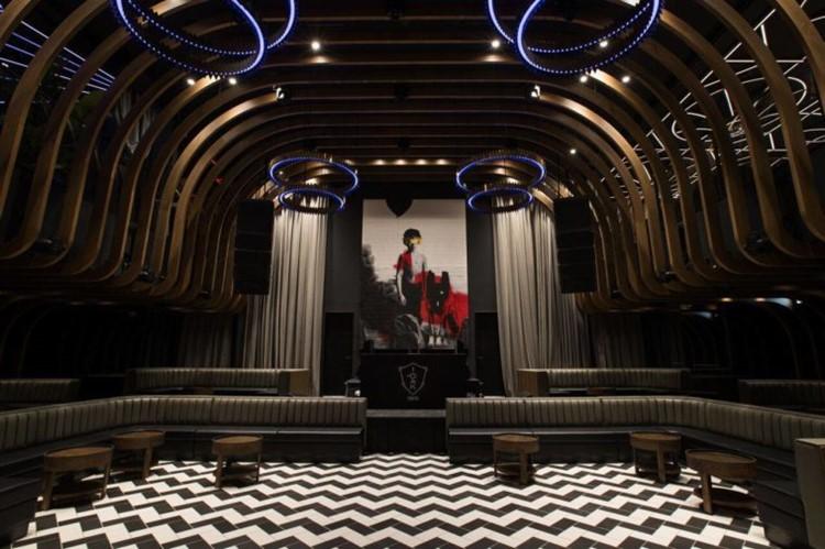 1 OAK nightclub Tokyo