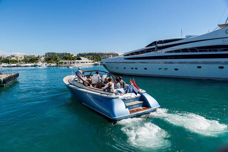 Port Canto nightclub Cannes