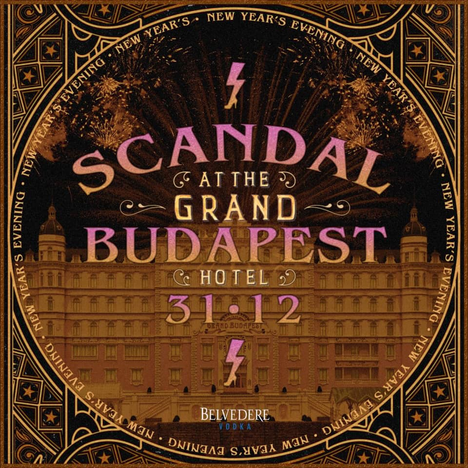 Scandal New year