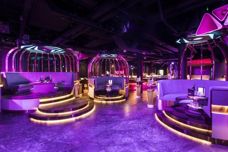 AVRY nightclub Singapore