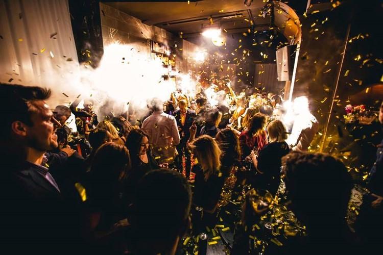Adelgatan nightclub Malmö