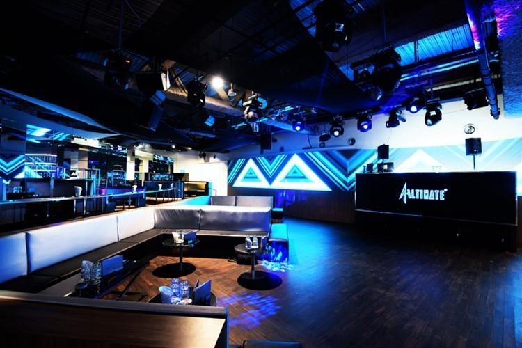 Altimate nightclub Singapore