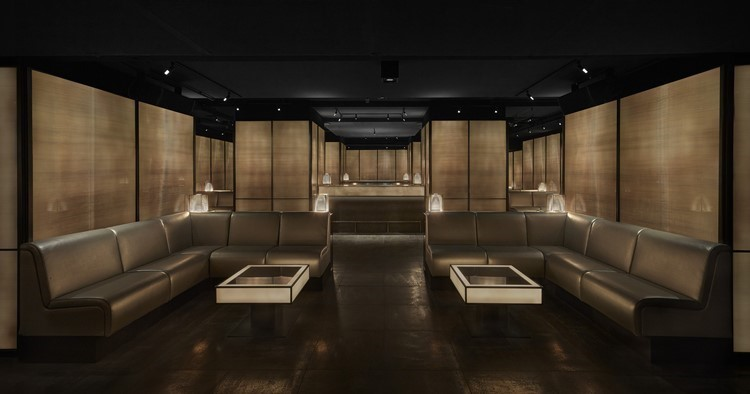 Armani Prive nightclub Milan