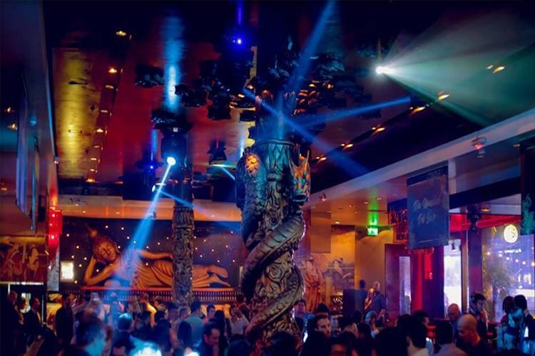 Asia de Cuba nightclub Buenos Aires