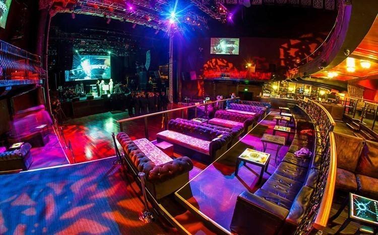 Avalon nightclub Singapore