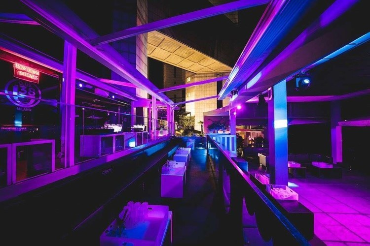 B38 nightclub Milan