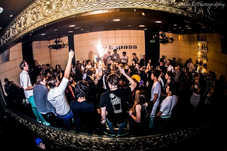 BYPASS in Geneva 18 Jan 2019