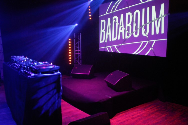 Party at Badaboum VIP nightclub in Paris. Find promoters for guest list in Clubbable