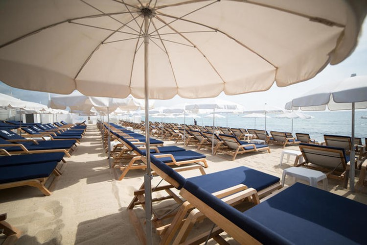 Bagatelle Beach beachclub St Tropez