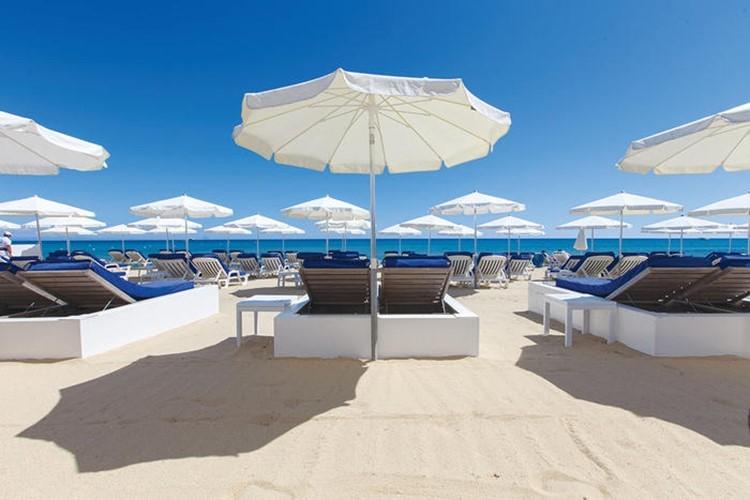 Bagatelle Beach nightclub St Tropez