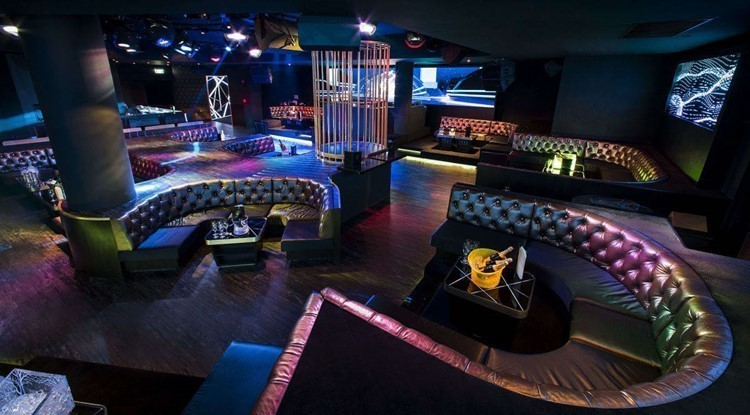 Bang Bang nightclub Singapore