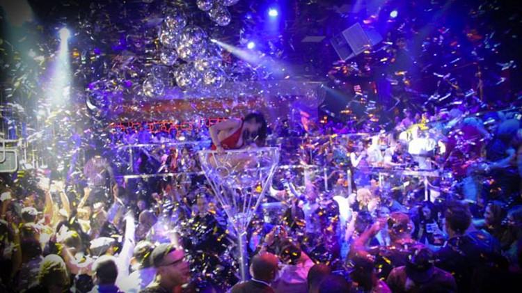 Party at Bank VIP nightclub in Las Vegas. Find promoters for guest list in Clubbable