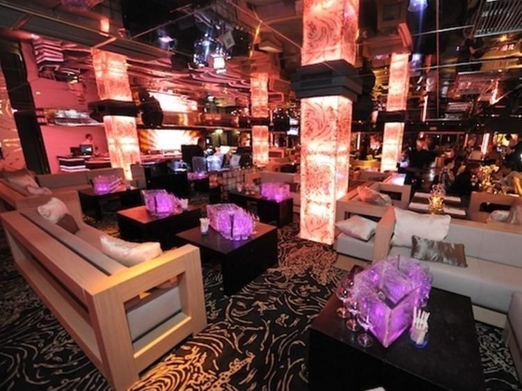 Baoli nightclub Cannes