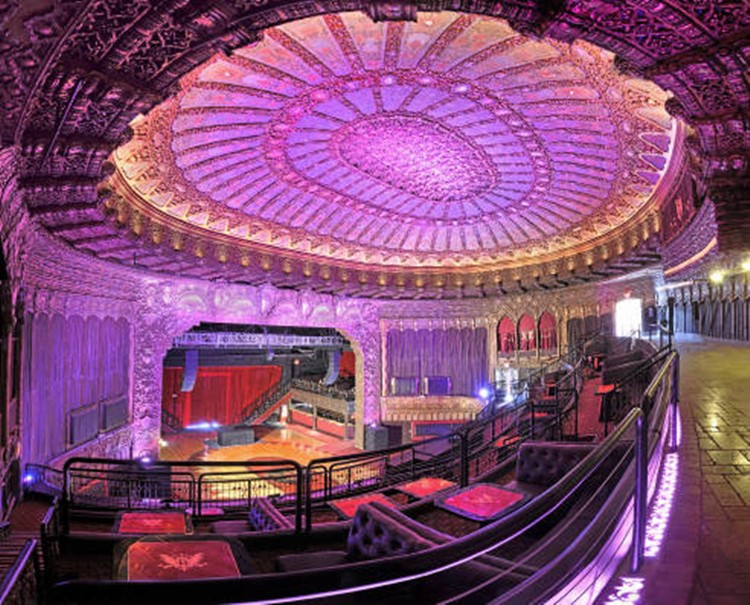 Party at Belasco Theater VIP nightclub in Los Angeles. Find promoters for guest list in Clubbable