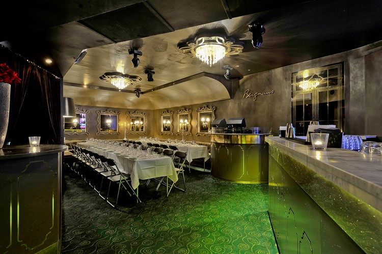 Party at Bergmans VIP nightclub in Stockholm. Find promoters for guest list in Clubbable