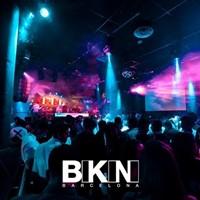 Bikini nightclub Barcelona