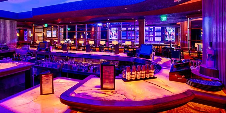 Blue Martini Lounge nightclub Orlando