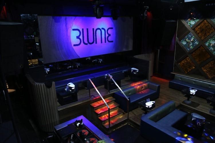 Blume nightclub Miami