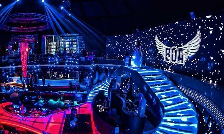 Boa nightclub Dubai