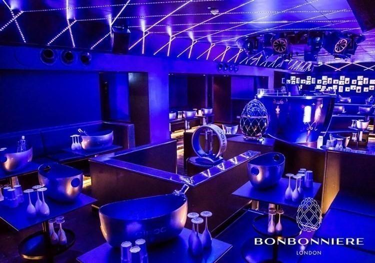 Bonbonniere nightclub London