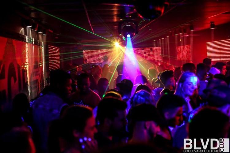 Boulevard nightclub Barcelona