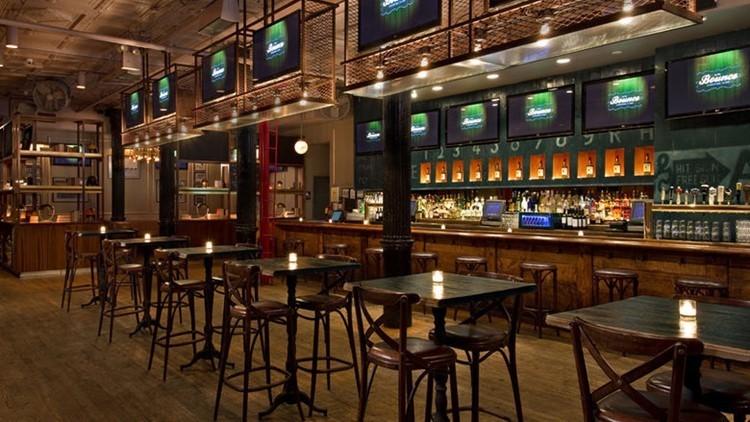 Bounce Sporting Club nightclub New York