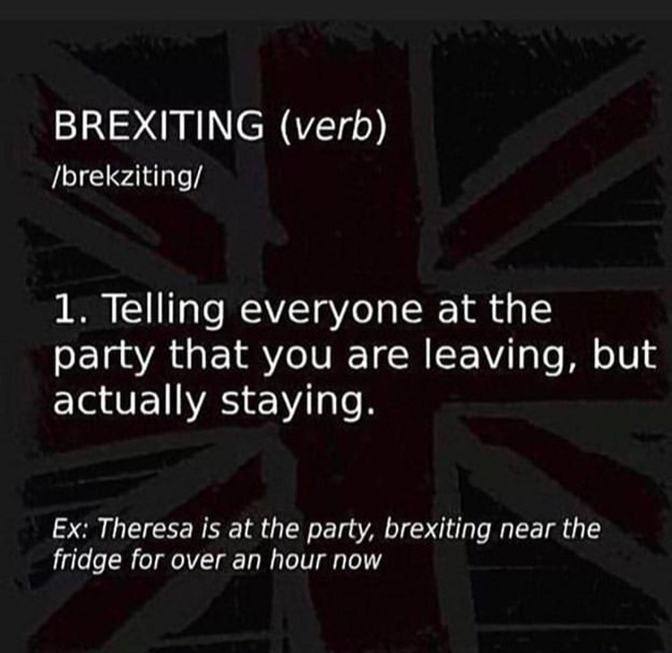 Brexiting