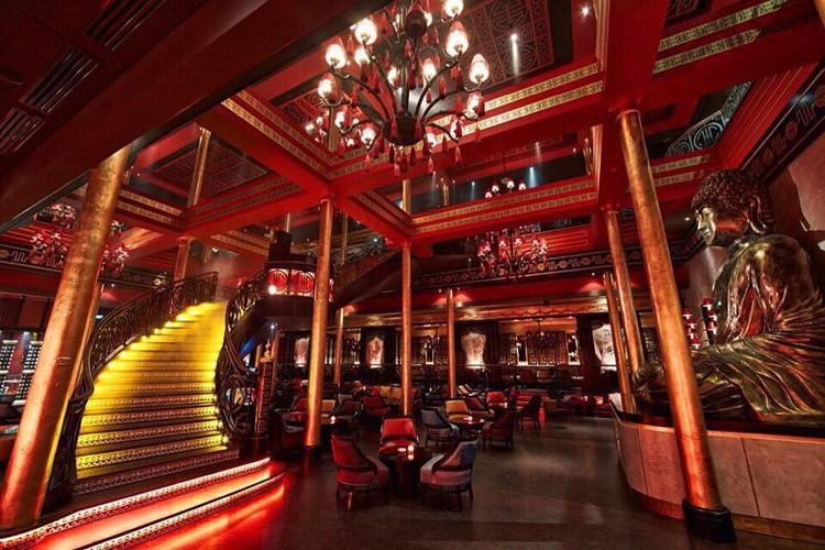 Buddha nightclub St Petersburg