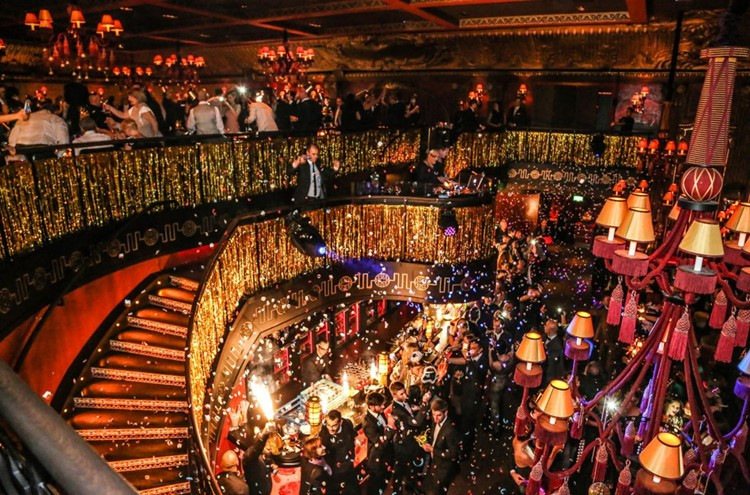 Party at Buddha Bar VIP nightclub in Monaco. Find promoters for guest list in Clubbable