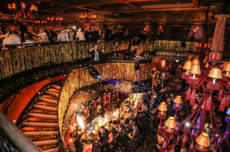Buddha Bar nightclub Monaco