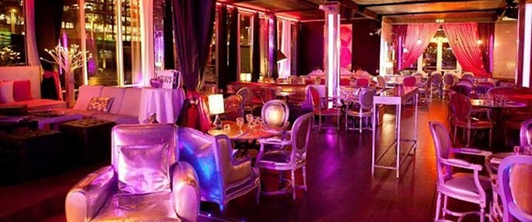 Party at Café Barge VIP nightclub in Paris. Find promoters for guest list in Clubbable