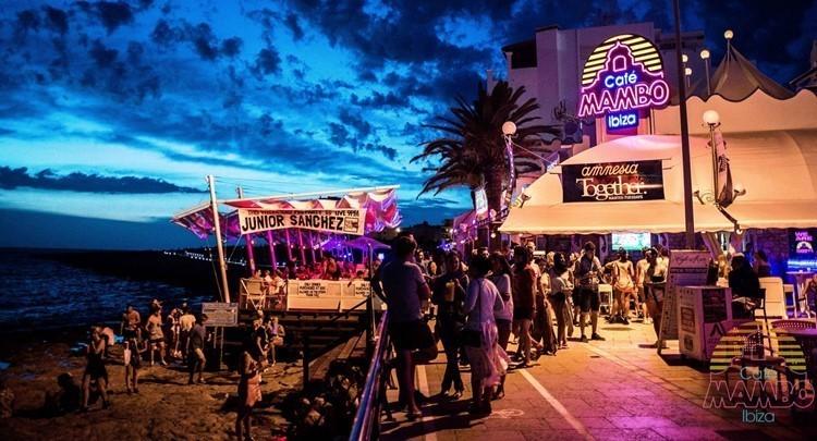 Café Mambo nightclub Ibiza