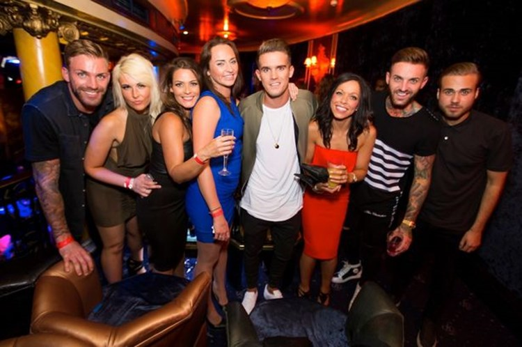 Party at Café de Paris VIP nightclub in London. Find promoters for guest list in Clubbable