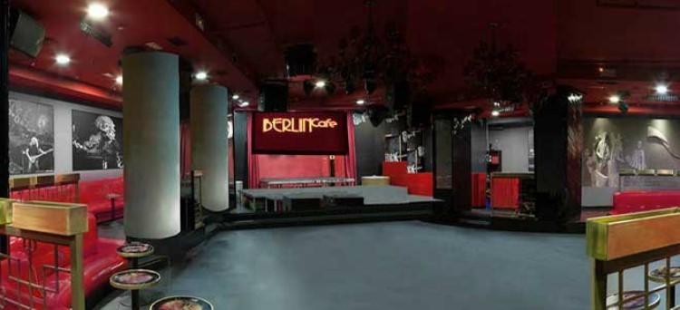 Cafe Berlin nightclub Madrid