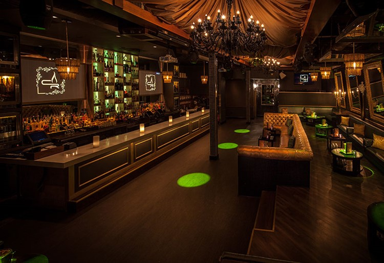 Candleroom nightclub Dallas