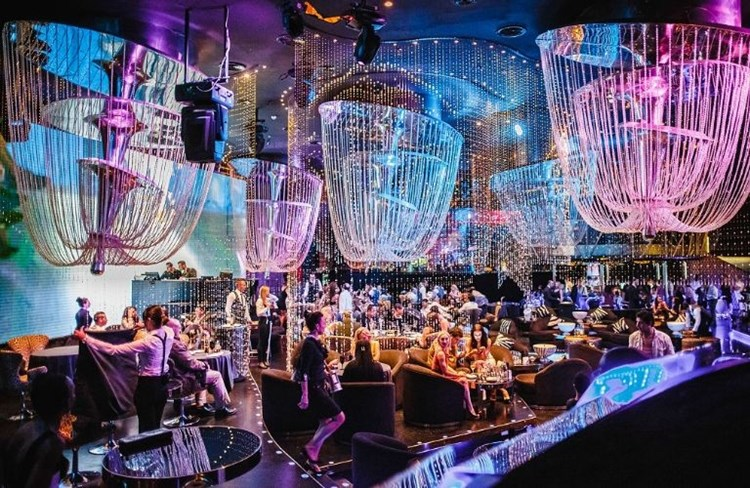 Party at Cavalli Club VIP nightclub in Dubai. Find promoters for guest list in Clubbable