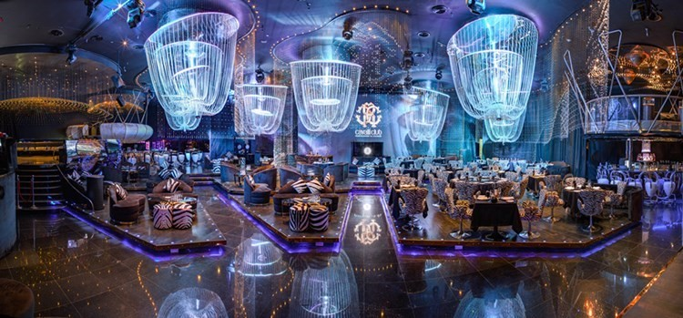 Cavalli Club nightclub Dubai