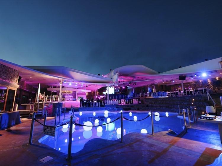 Cavo Paradiso nightclub Mykonos