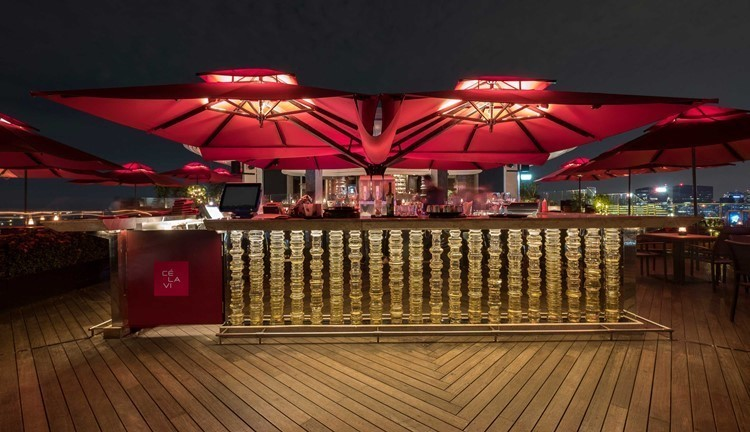 Ce La Vi nightclub Singapore
