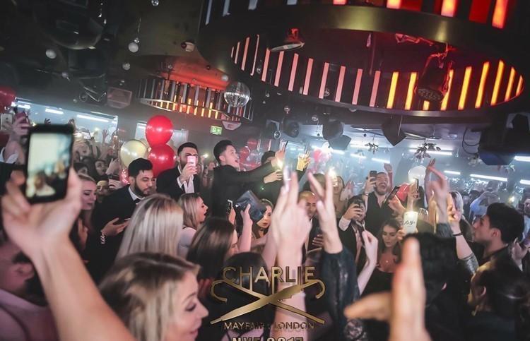 Charlie Mayfair nightclub London