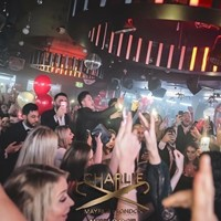 Charlie Mayfair nightclub London