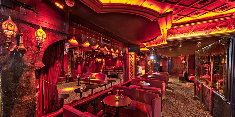 Party at Chez Raspoutine VIP nightclub in Paris. Find promoters for guest list in Clubbable