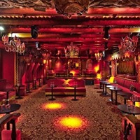 Chez Raspoutine nightclub Paris