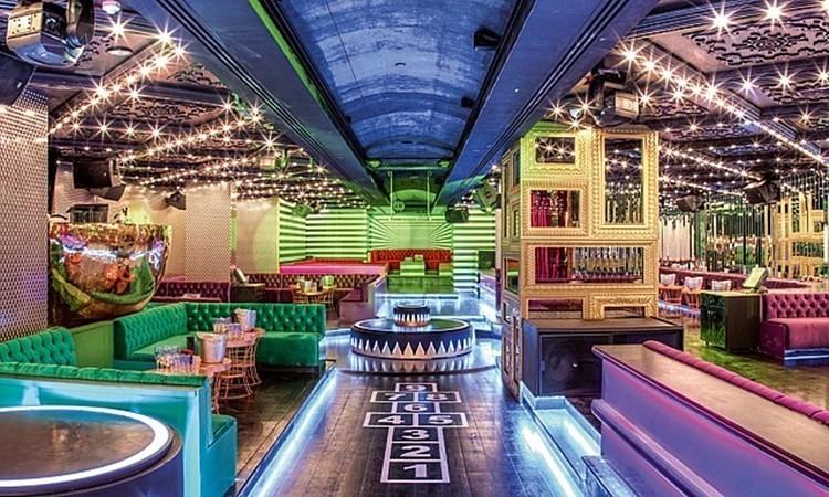 Cirque Le Soir Dubai nightclub Dubai