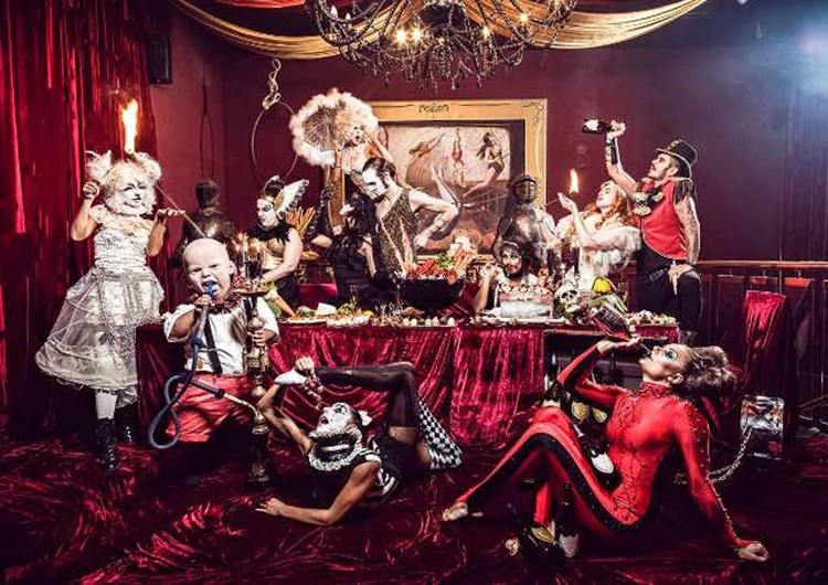 Party at Cirque Le Soir VIP nightclub in London. Find promoters for guest list in Clubbable