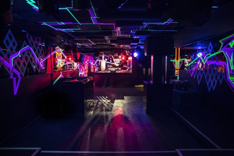 Club Air in Amsterdam 27 Sep 2018