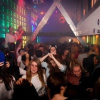 Club NYX nightclub Amsterdam