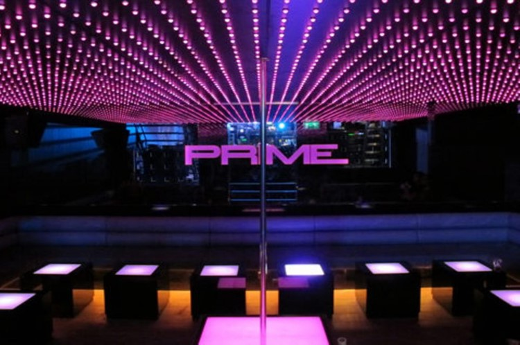 Club Prime nightclub Amsterdam