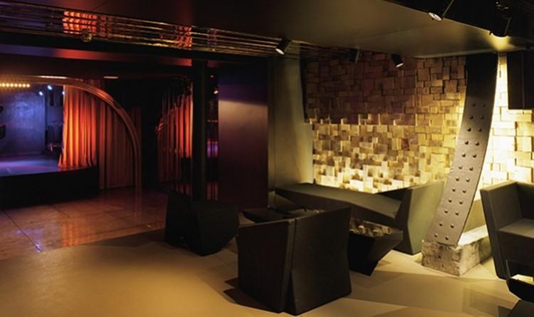 Party at Club Silencio  VIP nightclub in Paris