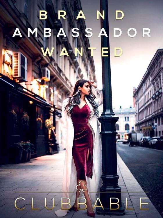 Clubbable Brand Ambassador